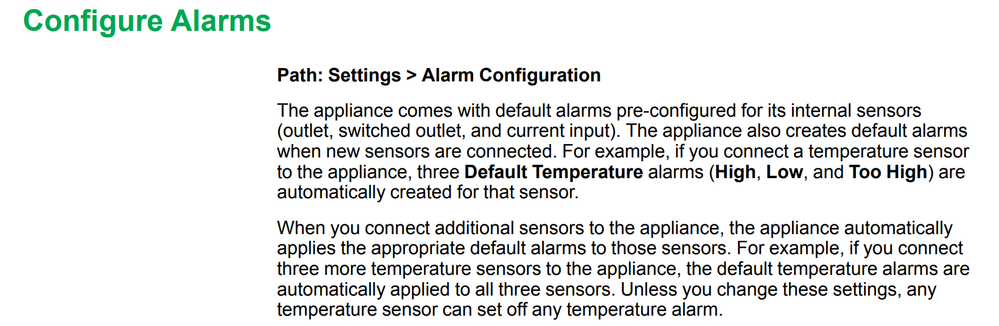 NetBotz 750 alarm config settings.png