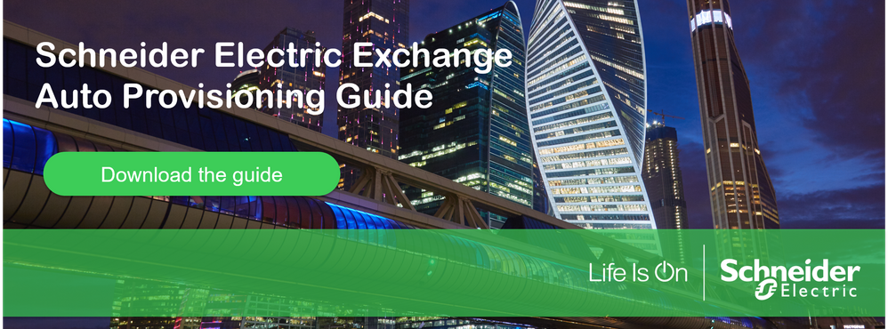 Schneider Electric Exchange - Auto provisioning guide.png