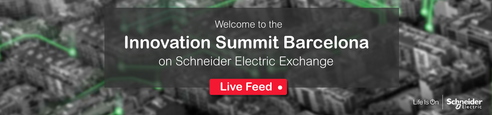 Schneider Electric Exchange live feed.png